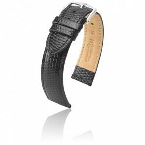 Bracelet Rainbow Noir / Silver - Entrecorne 20 mm