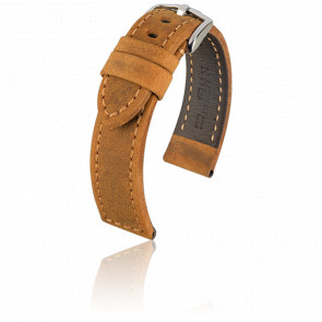 Bracelet Terra Marron Doré - Entrecorne 20 mm
