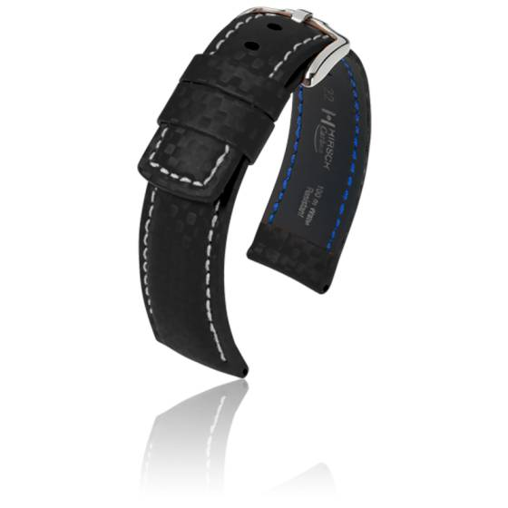 Ocarat Carbon Noir Hirsch Bracelet Entrecorne Mm 22 3TK1uclJF