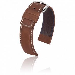 Bracelet Mariner Marron - Entrecorne 20 mm