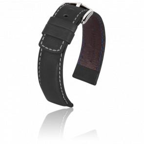Bracelet Mariner Noir - Entrecorne 18 mm