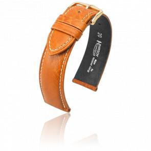 Bracelet Camelgrain Miel - Entrecorne 18 mm