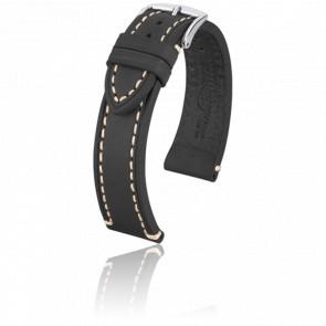 Bracelet Liberty Noir - Entrecorne 22 mm