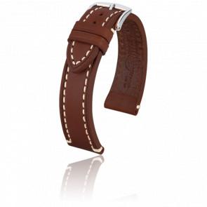 Bracelet Liberty Marron - Entrecorne 20 mm