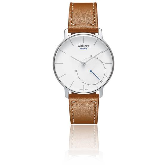 Montre Activité Watch White