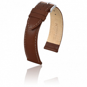Bracelet Forest Marron / Silver - Entrecorne 14 mm