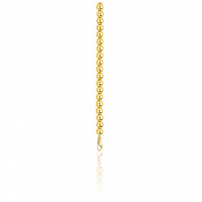 Chaîne Boule Classique, Or Jaune 18K, longueur 70 cm
