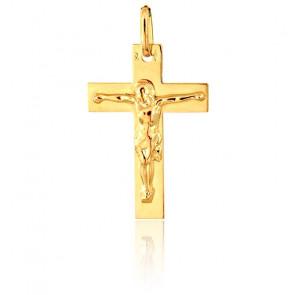 Christ sur la Croix 25 x 20 mm Or Jaune 18K
