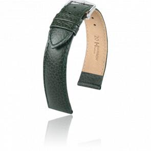 Bracelet Kansas Vert / Silver - Entrecorne 20 mm