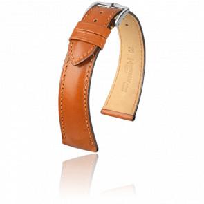 Bracelet Siena Marron Doré / Silver - Entrecorne 20 mm