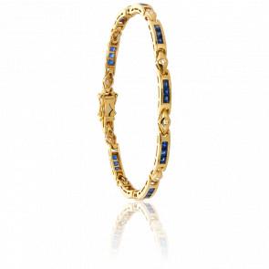 Bracelet Lassen Saphir & Diamants - Porchet