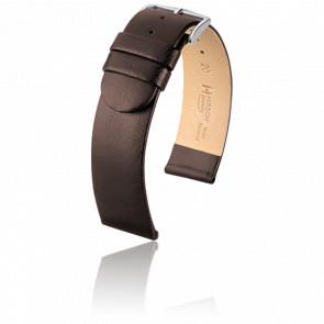 Bracelet Scandic Marron / Silver - Entrecorne 20 mm