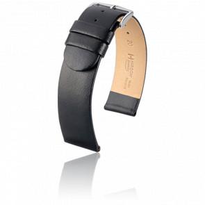 Bracelet Scandic Noir / Silver - Entrecorne 22 mm