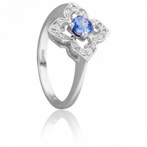 Bague Kuala Saphir & Diamants