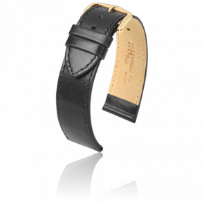 Bracelet Osiris Noir / Gold - Entrecorne 16 mm