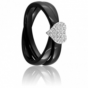 Bague Coeur de Diamants