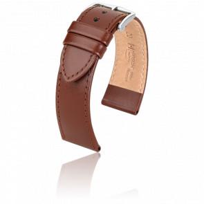 Bracelet Umbria Marron / Silver - Entrecorne 18 mm