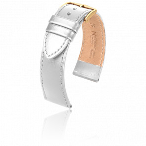 Bracelet Umbria Blanc / Gold - Entrecorne 20 mm
