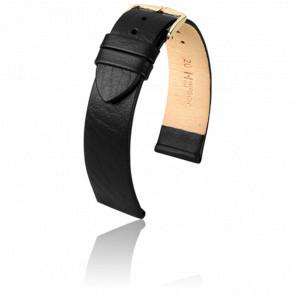 Bracelet Calf Noir / Gold - Entrecorne 16 mm