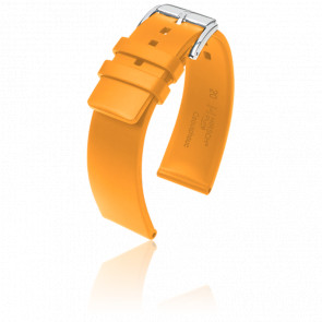 Bracelet Pure Orange / Silver - Entrecorne 20 mm