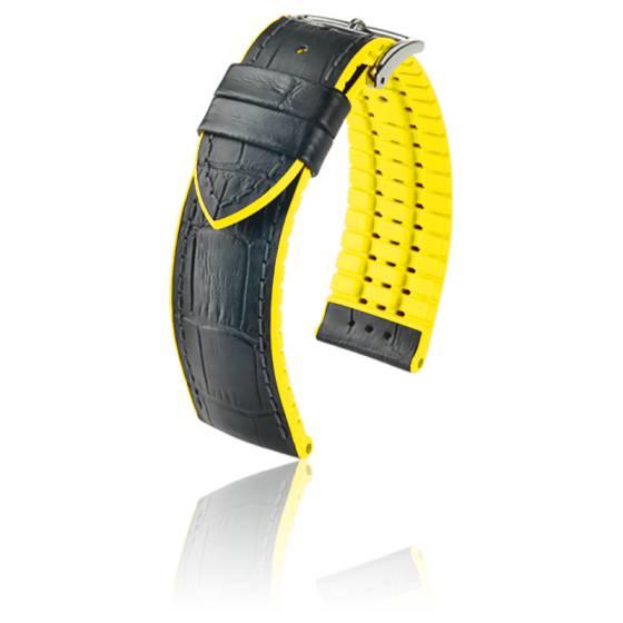 bracelet cuir montre homme 22