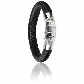 Bracelet Ben Leather - Black