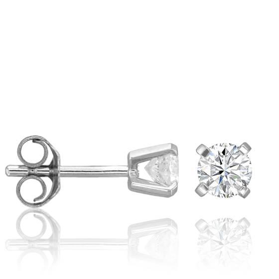 60636fa34b4d1 Puces d oreilles or blanc et diamants 0