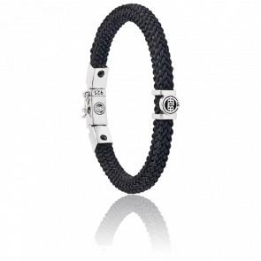 Bracelet Denise Cord - Black