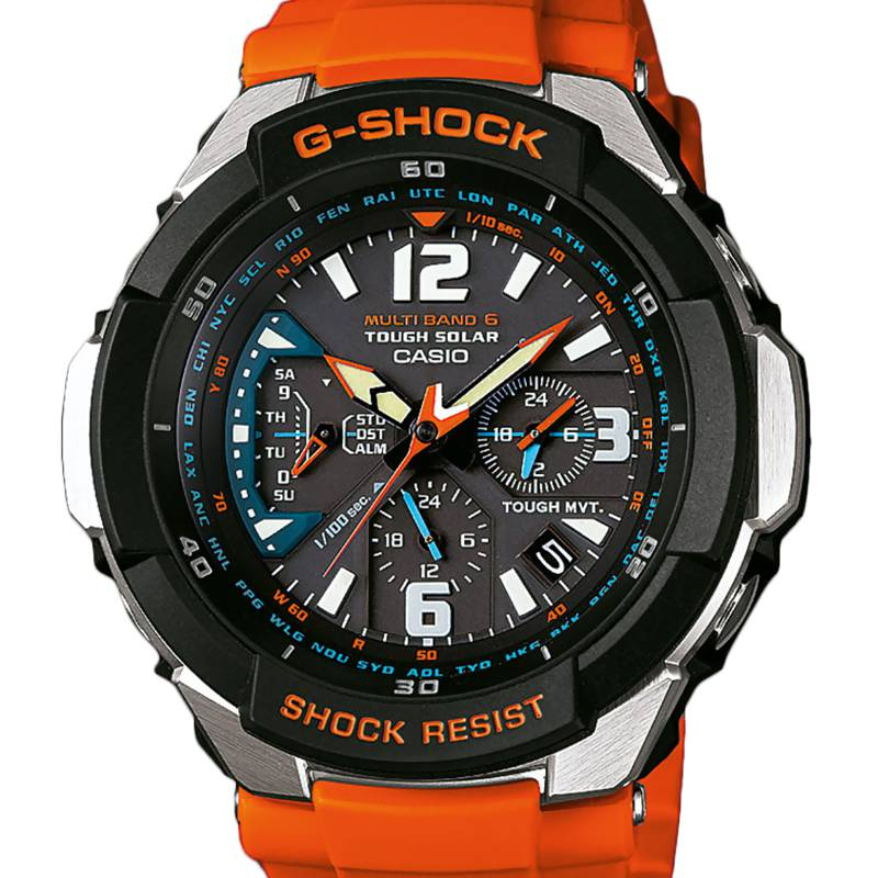 Montre Casio G Shock GW 3000M 4AER Ocarat  hrJMd