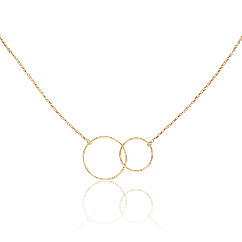 collier femme en or