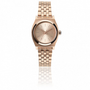 The Small Time Teller Rose Gold  - A399 897