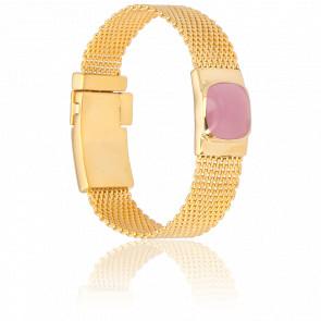 Bracelet Tourmaline Rose Collection Hera