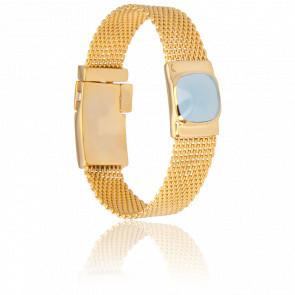 Bracelet Bleu Clair Collection Hera