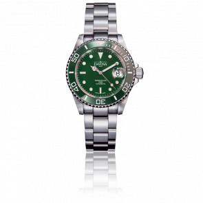 Ternos Diver Ceramic Green Automatic