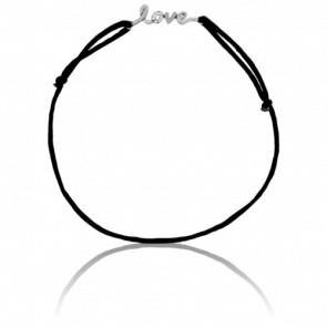 Bracelet Love diamanté