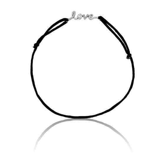 Bracelet Love diamanté - Collection by Ocarat Paris