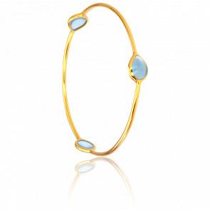 Bracelet Bleu Clair Collection Artemis