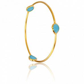 Bracelet Vert d'eau Collection Artemis