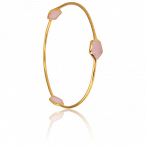 Bracelet Quartz Rose Collection Vesta