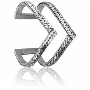 Bracelet Pointe Argentée