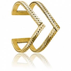 Bracelet Pointe Dorée