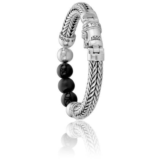 Bracelet Ellen Beads Onyx