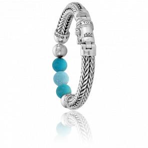 Bracelet Ellen Beads Turquoise - Buddha to Buddha