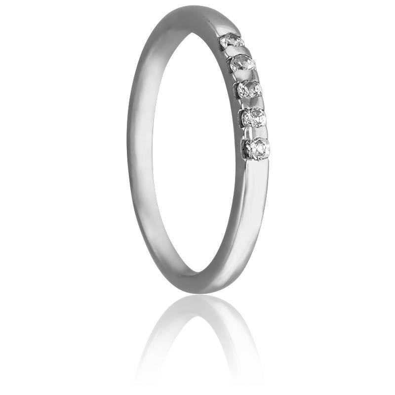 alliance monica 1 90 mm argent diamants argyor ocarat. Black Bedroom Furniture Sets. Home Design Ideas