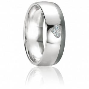 Alliance Kea Diamants & Or blanc 18K
