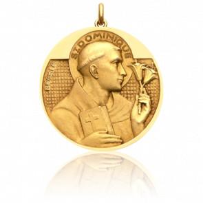Médaille Saint Dominique - Becker