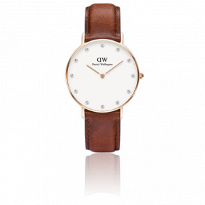 Classy St Mawes Lady Rose Gold 34 mm