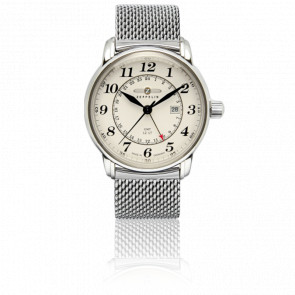 LZ127 Graf Zeppelin GMT Second Time Zone 7642M-5