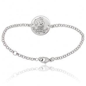 Bracelet Rêveur Or Blanc 18K
