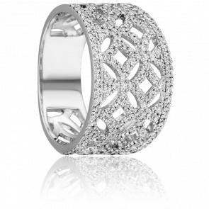Bague Neigée Diamantée - Joelli